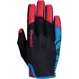 Roeckl Mango Handschuhe Juniors schwarz/blau